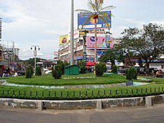Ing Salapunga-dalan (Junction) ning Seematti, Kottayam