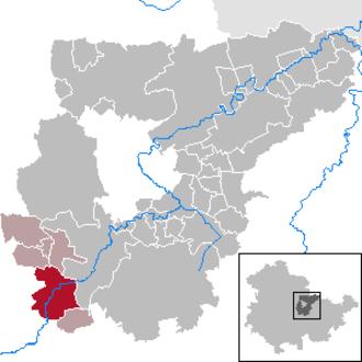 Kranichfeld - Image: Kranichfeld in AP