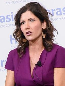 Kristi Noem, Governor, South Dakota, USA (49007405033) (1)