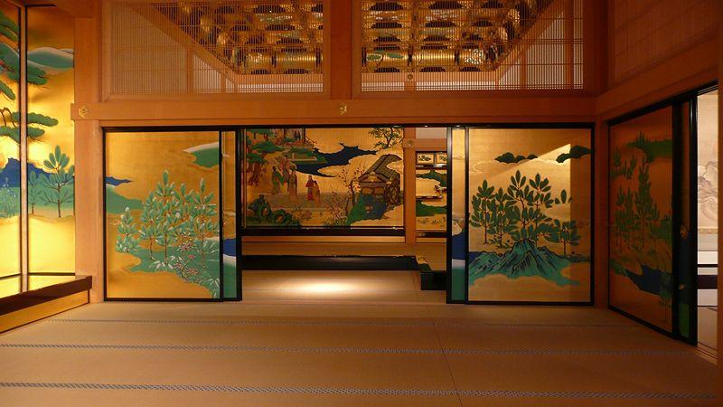 File:Kumamoto Castle Honmaru Goten Shokun no Ma 02.jpg