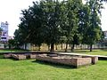 Kumhrar Excavation Park Patna India - panoramio.jpg