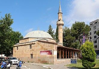Bergama - Kursunlu Mosque
