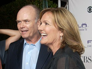 Nancy Lenehan - Lenehan with Worst Week co-star Kurtwood Smith in 2008.