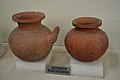 Kushan Ware - Sonkh - Showcase 6-15 - Prehistory and Terracotta Gallery - Government Museum - Mathura 2013-02-24 6468.JPG