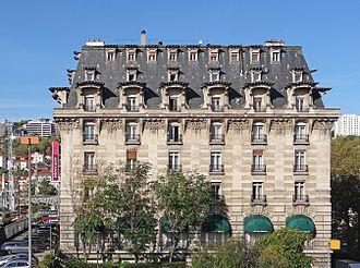 Mercure (hotel) - Mercure Château-Perrache in Lyon, France