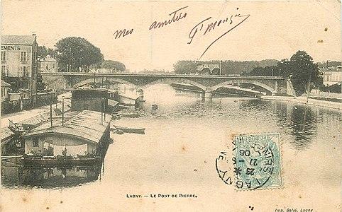 L1994 - Lagny-sur-Marne - Pont de Pierre.jpg