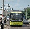 LAZ A152 near Lviv Railway.jpg