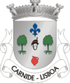 Coat of arms of Carnide