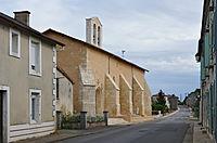 La Chapelle Bâton rue déserte (D727) 2013.jpg