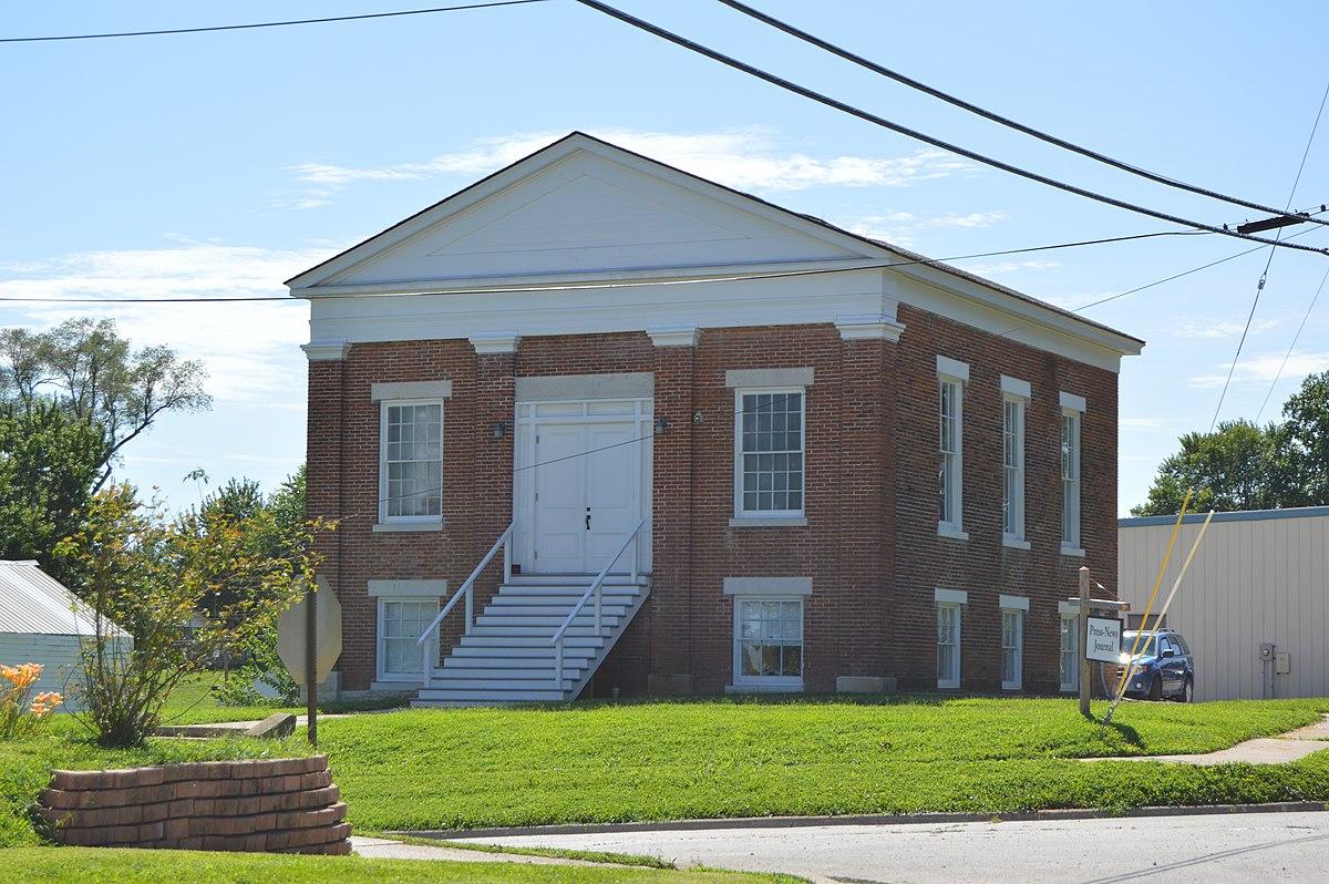 First Presbyterian Church (La Grange, Missouri) - Wikipedia