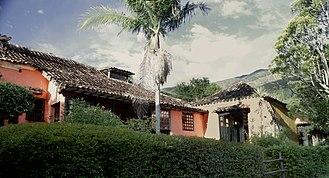 Villa de Leyva - Oldest Building in Town, 1.568