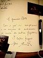 La lettera dei Capitani Reggenti dopo la visita alla mostra di San Marino.jpg