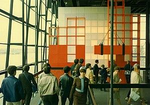 Québec Pavilion - The Quebec Pavilion Exhibition in 1967