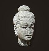 Labit - Buddah méditant - Hadda Afghanistan - Art gréco-bouddhique D 69 2.jpg
