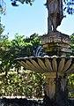 Lady fountain drops at San Anton Palace.jpg
