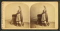 Lady with long hair, by E. T. Brigham.png