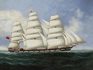 Lai Fong - The full-rigged merchantman 'Loch Long'.jpg