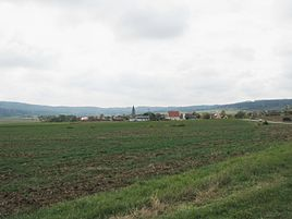Town view of Laibstadt