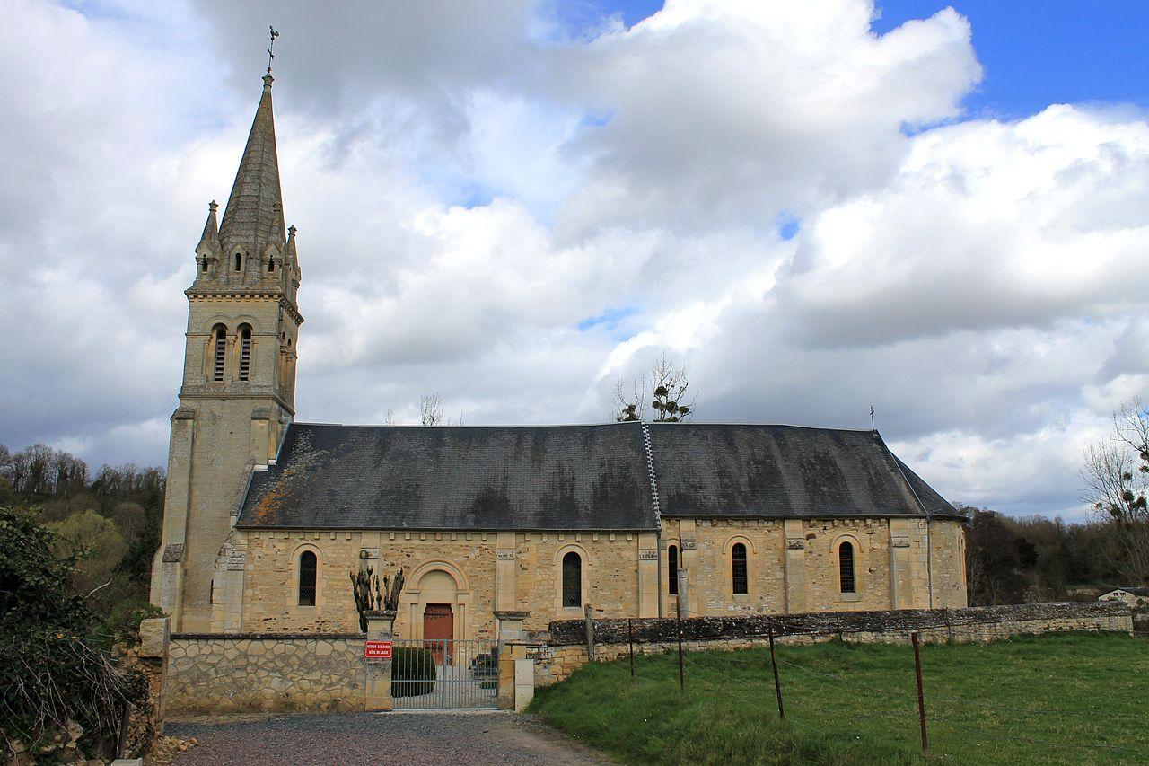Laize-la-Ville église Notre-Dame sud.JPG