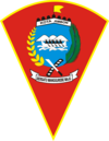 Official seal of Kota Ambon