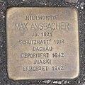 Landshut Stolperstein Ansbacher, Max.jpg