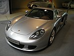 Langenburg Jul 2012 35 (Deutsches Automuseum - 2005 Porsche 980 Carrera GT).jpg