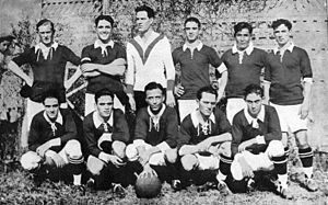Club Atlético Lanús - The Lanús team that finished 3rd in the 1927 season
