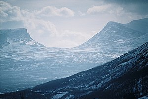Lapland (Sweden) - The Lapporten mountain pass