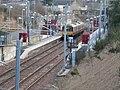 Larkhall Railway Station - geograph.org.uk - 1725825.jpg