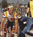Laurent Fignon, Système U.jpg
