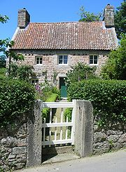 National Trust cottage in Jersey