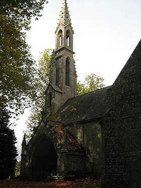 La chapelle Saint-Michel
