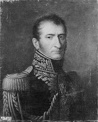 Henri François Delaborde - Image: Le général Henri François Delaborde
