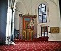 Lefkoşa Selimiye-Moschee (Sophienkathedrale) Innen Mihrab 1.jpg