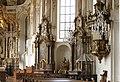 Left side altars - Augustinerkirche - Mainz - Germany 2017.jpg