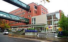 Legacy Good Samaritan Hospital - Portland, Oregon.JPG