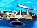 Leica II D aka Couplex rangefinder unit (32170340173).jpg
