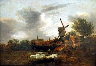 the Bleachery near Haarlem