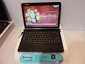 IdeaPad - The Nvidia Ion version of IdeaPad S12