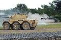 Leopard vs Saladin. Bovington, 26-7-2016 (35868103583).jpg