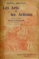 Les arts et les artistes pendant la période révolutionnaire (1789-1795), d'après les documents de l'époque (IA lesartsartistes00drey).pdf