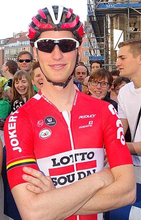 Leuven - Brabantse Pijl, 15 april 2015, vertrek (B192).JPG
