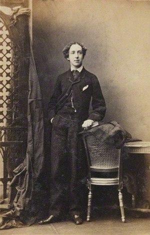 Lewis Strange Wingfield - Lewis Strange Wingfield, 1861 photograph