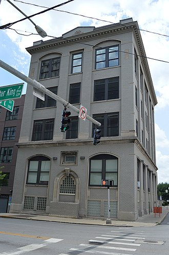 Lexington Herald-Leader - Former offices on Walnut Street