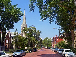 Montgomery–Grand–Liberty Streets Historic District United States historic place