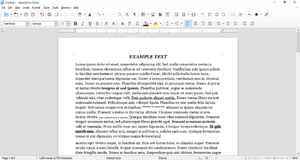 LibreOffice Writer 5.0.png
