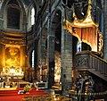 Lille WLM2018 Eglise Saint Etiennela chaire (1).jpg