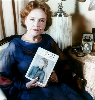 Gish at 80 years of age, 1973 Lillian Gish Allan Warren.jpg