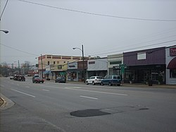 Downtown Lillington