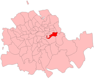 Limehouse (UK Parliament constituency) Parliamentary constituency in the United Kingdom